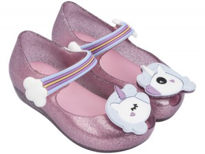 MINI MELISSA ULTRAGIRL Unicorn SS18 Pink